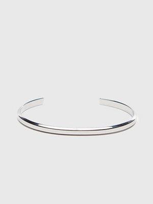 Smycken - Skultuna Icon Cuff Thin Polished Steel