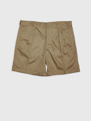 Shorts & kortbyxor - Vintage by Stayhard Chino Shorts Khaki