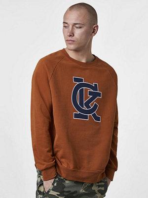Calvin Klein Karem Sweat Caramel Cafe