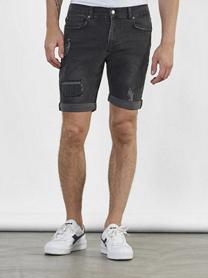 Shorts & kortbyxor - William Baxter Tom Shorts Faded Black