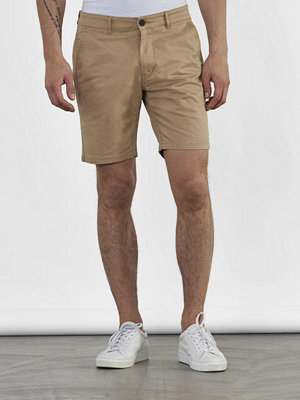 Shorts & kortbyxor - Studio Total Charlie Chinos Shorts Beige