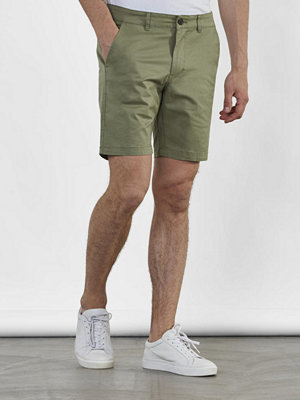 Shorts & kortbyxor - Studio Total Charlie Chino Shorts Olive