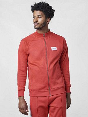 Calvin Klein Jeans Track Zip 676 Tomato