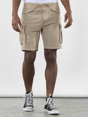 Superdry Core Light Ribstop Cargo Shorts Corps Beige