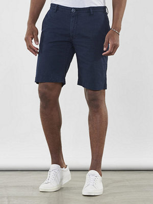 Shorts & kortbyxor - Henri Lloyd Sednor Washed Short Navy