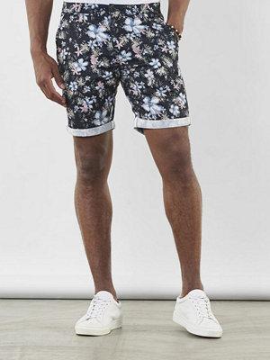 Shorts & kortbyxor - Mouli Borian Short Blue Jungle
