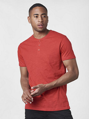 T-shirts - Studio Total John SS Henely Red
