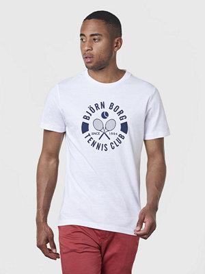 T-shirts - Björn Borg Summer T.C Tee Brilliant White