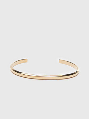 Skultuna Icon Cuff Thin Gold Plated