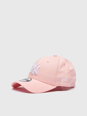 Kepsar - New Era 9Forty NY Yankees Pink/White