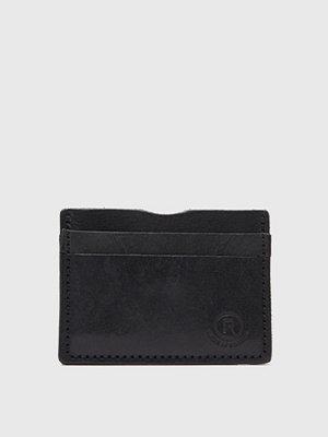 Rage for Leather Carter Cardholder 0099 Black