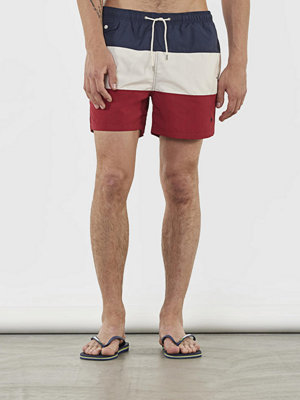 Badkläder - Morris Theon Bathing Trunks 62 Navy