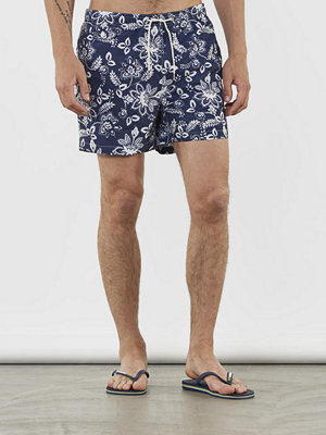 Badkläder - Morris Alain Bathing Trunks 62 Navy