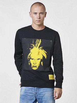 Calvin Klein Jeans Warhol Portrait CN 099 Black / Yellow