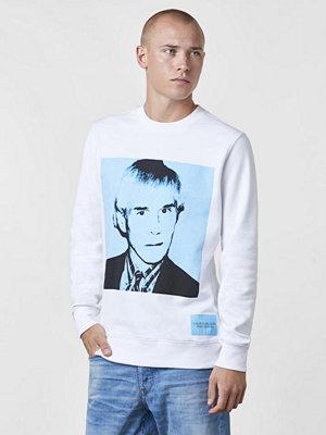 Calvin Klein Jeans Warhol Portrait CN 112 White / Blue