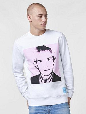 Calvin Klein Jeans Warhol Portrait CN 901 Bright White / Pink