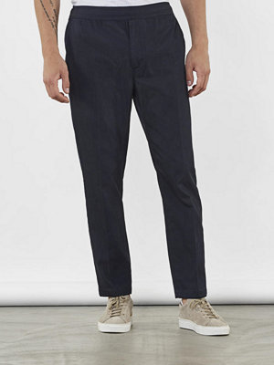 Byxor - Uniforms For The Dedicated Illusion Trouser Dark navy w Piping