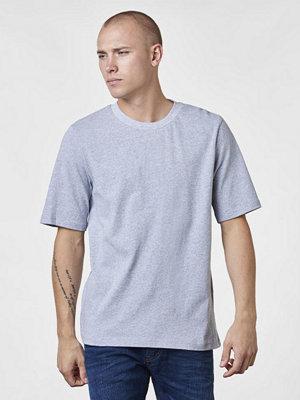 T-shirts - Studio Total Mick tee Lt Greymel