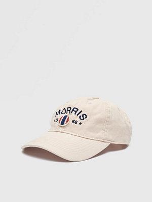 Kepsar - Morris Baron Cap 02 White