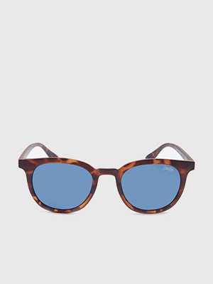 Solglasögon - Superdry Hensley Tortoise/Blue Smoke
