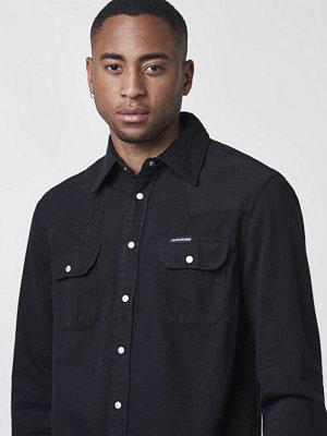 Calvin Klein Jeans Archive Western 911 Buckarest Black