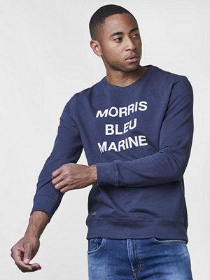 Tröjor & cardigans - Morris Bleu Sweatshirt 62 Navy