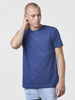 T-shirts - William Baxter Baxter Tee Denim Blue