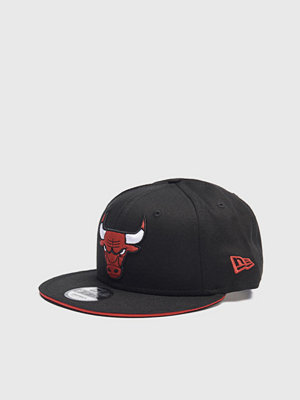 Kepsar - New Era 9Fifty Chicago Bulls Black