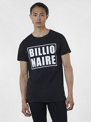 Speechless Billionarie Tee Black