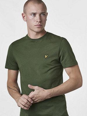 Lyle & Scott Plain T-shirt Z358 Woodland Green