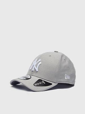 New Era 39Thirty Diamond NY Yankees Grey