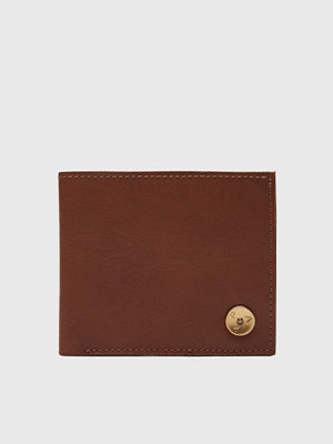 Plånböcker - P.A.P Albin Classical Wallet Leather Tan