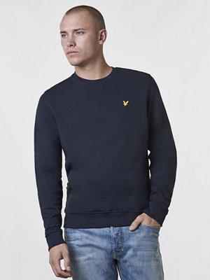 Lyle & Scott Crew Neck Sweatshirt 572 True Black