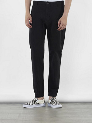 Byxor - Dockers Alpha Smart 360 Flex Jogger Black