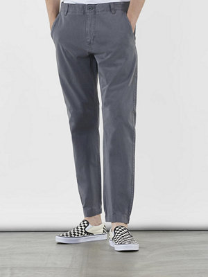 Byxor - Dockers Alpha Smart 360 Flex Jogger Burma Grey