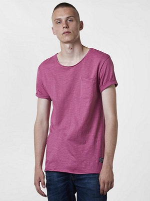 T-shirts - Adrian Hammond Duncan Long Tee Dusty Rose