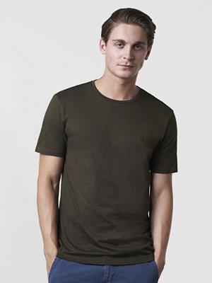 Calvin Klein Cotton Logo Tee 320 Olive