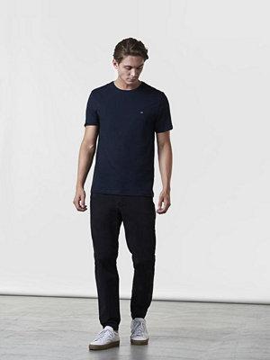 Calvin Klein Cotton Logo Tee 478 Sky C