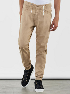 Byxor - Makia Nautical Trousers Khaki