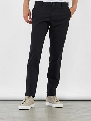 Byxor - Calvin Klein Refind chino 013 Perfect Black