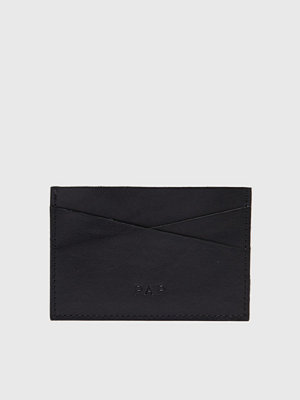 Plånböcker - P.A.P Aho Slim Card Wallet Black