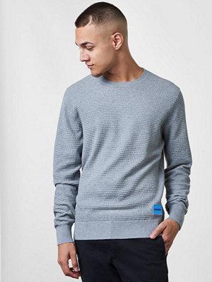 Calvin Klein Structured Cotton 092 Mid Grey Heather