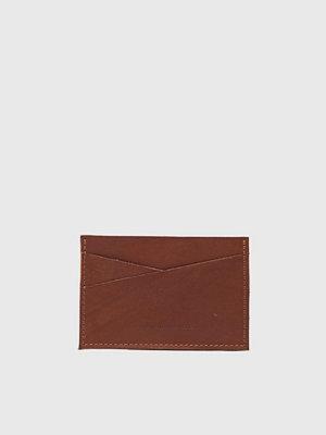 P.A.P Aho Slim Card Wallet Cognac