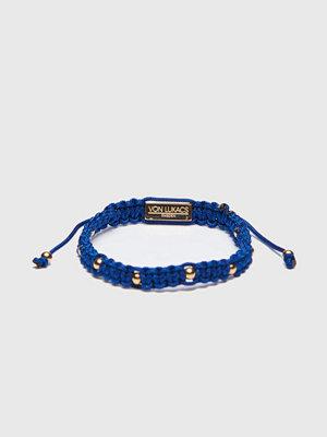 Smycken - Von Lukacs Tsar Admiral blue/Gold