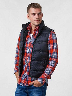 Woolrich Camou Vest Black