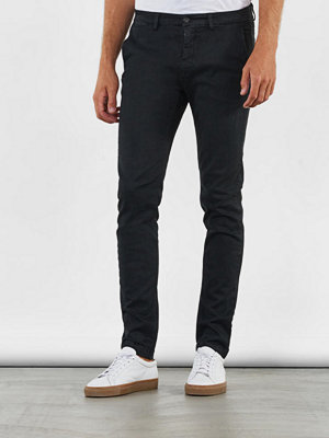 Byxor - Replay Colur Chino Edition Hyperflex Black