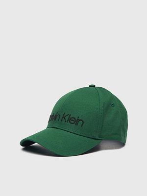 Calvin Klein Logo Embroidery Cap 312 Grass Green