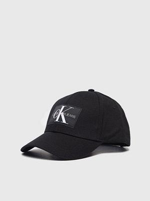 Calvin Klein Monogram Cap 016 Black Beauty