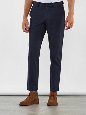Byxor - Filippa K Penn Cotton Twill Chino Dark Navy