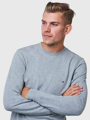 Tröjor & cardigans - Tommy Hilfiger Core Cotton Sweater 501 Cloud Heather